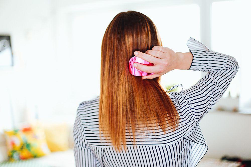 Haarpflege mit extensions