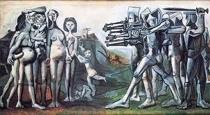 Pablo Picasso Masacre en Corea