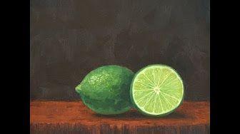 Pintura Al Oleo Paso A Paso En Español Youtube Pintura De Fruta Bodegón Fotografía Pintura Paso A Paso