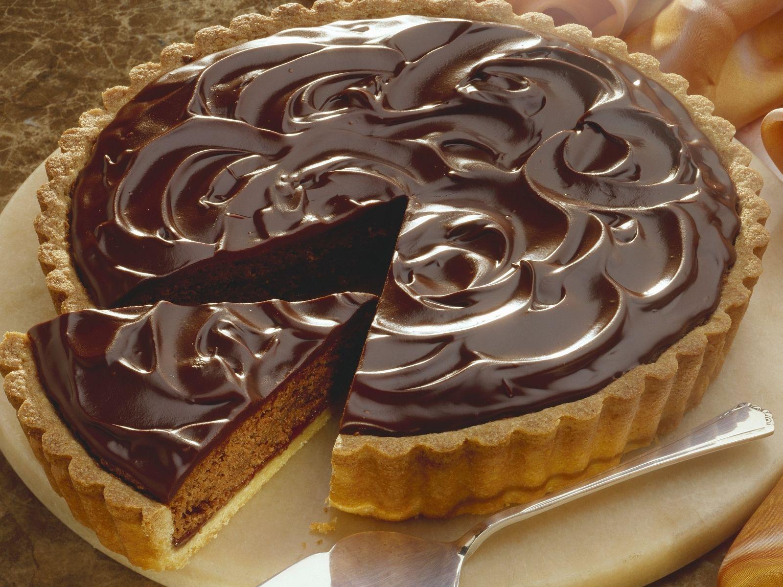 Nusskuchen Mit Schokoladenglasur Rezept Kuchen Speicher Kuchen