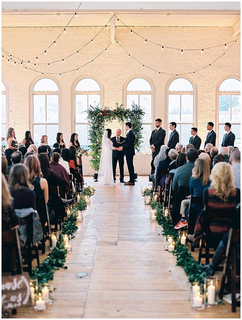 Portland Oregon Wedding Florist Yale Union Wedding ...