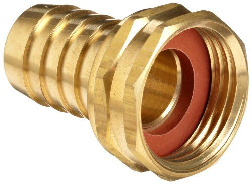 Best Price On Anderson Metals Brass Garden Hose Swivel Fitting Connector 1 2 Barb X 3 4 Female Hose See Details Here Http Bestgardenreport Com Product A