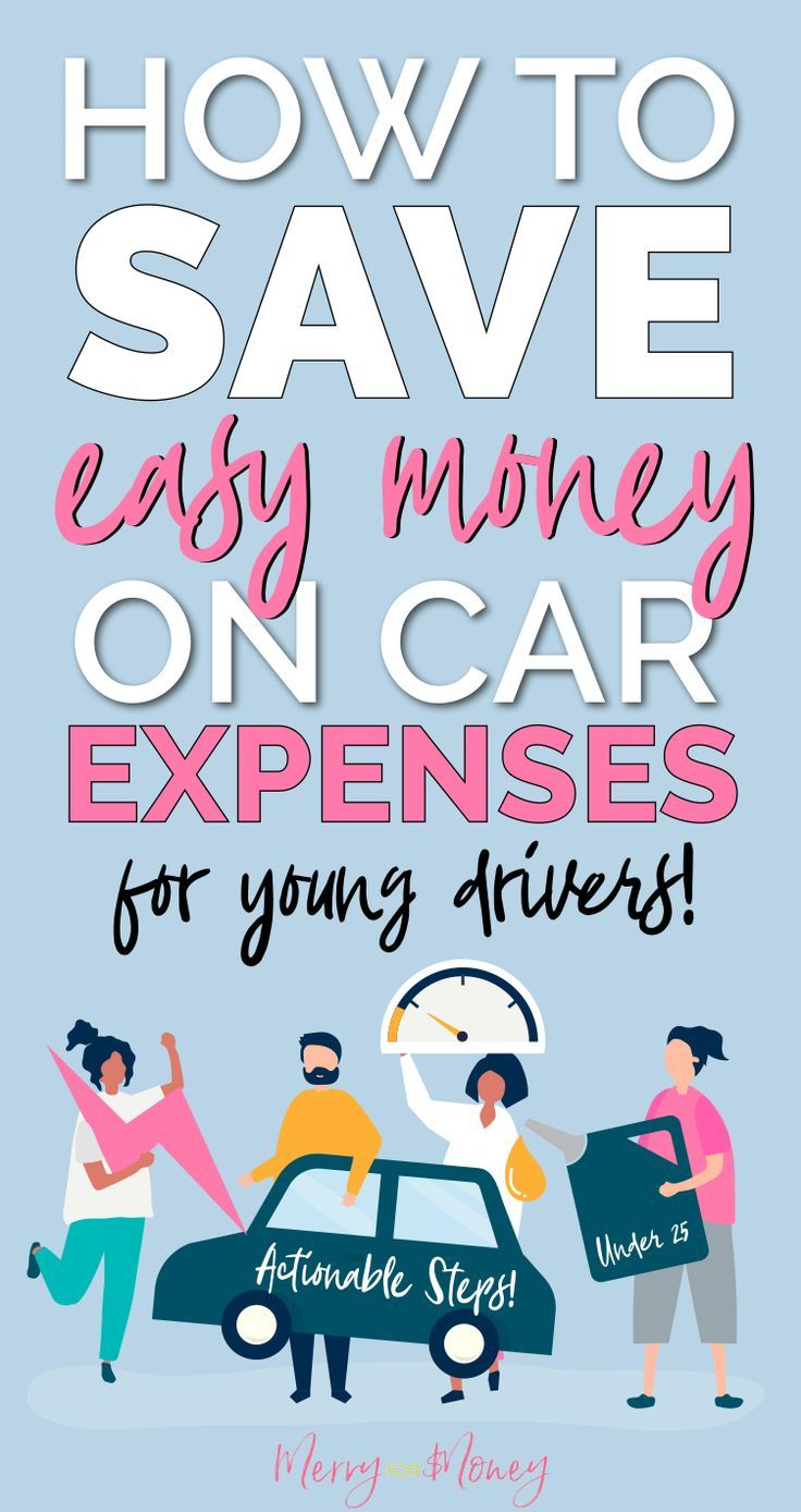 How To Save Money on Car & Insurance for Young Drivers