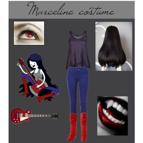 Marceline Costume, Adventure Time