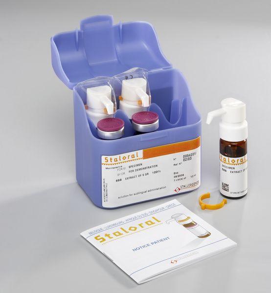 Staloral impotriva alergie ambrozia