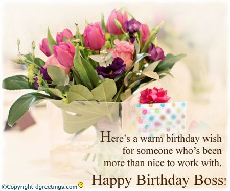 Dgreetings boss birthday birthday card pinterest boss quotes birthday happy birthday wishes happy birthday quotes happy birthday messages from birthday bookmarktalkfo Gallery