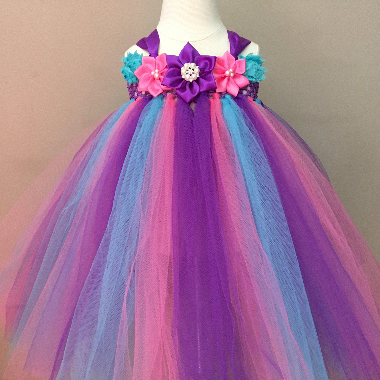 Baby Girls Unicorn Birthday Dress First Birthday Dress 8 Year