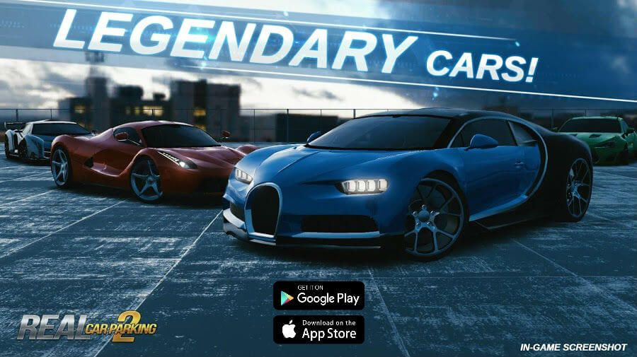 Real Car Parking 2: Driving School 2018 APK Download - Free for ...