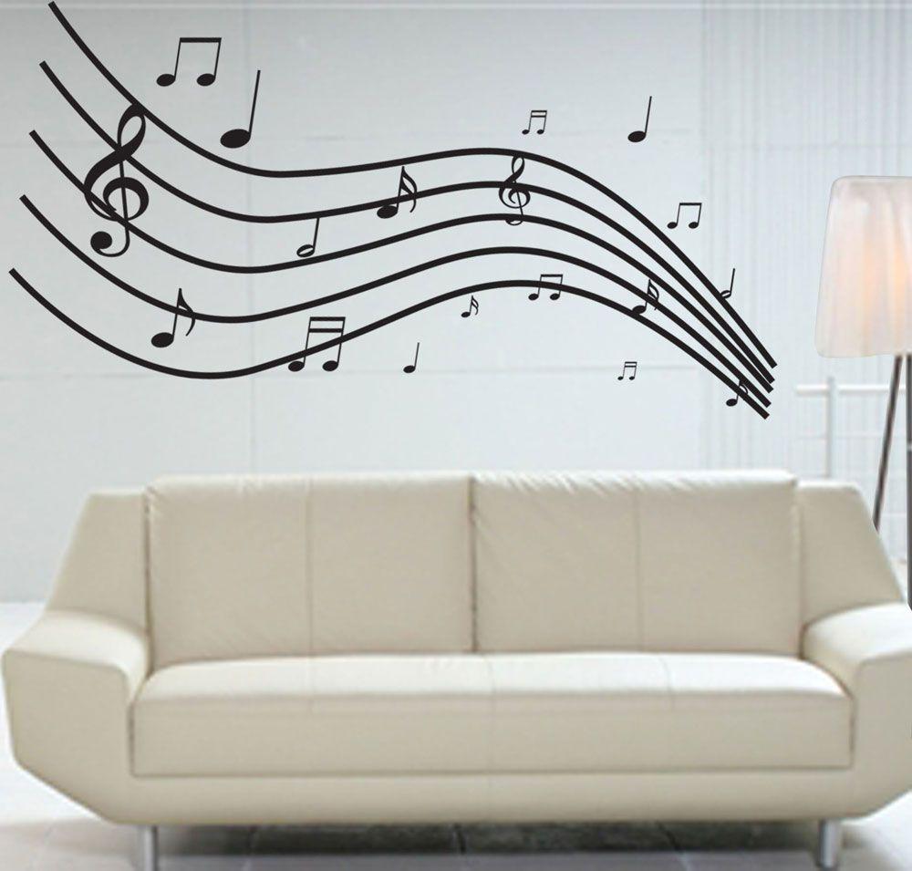 Music Bedroom: For Landre's Music Themed Bedroom