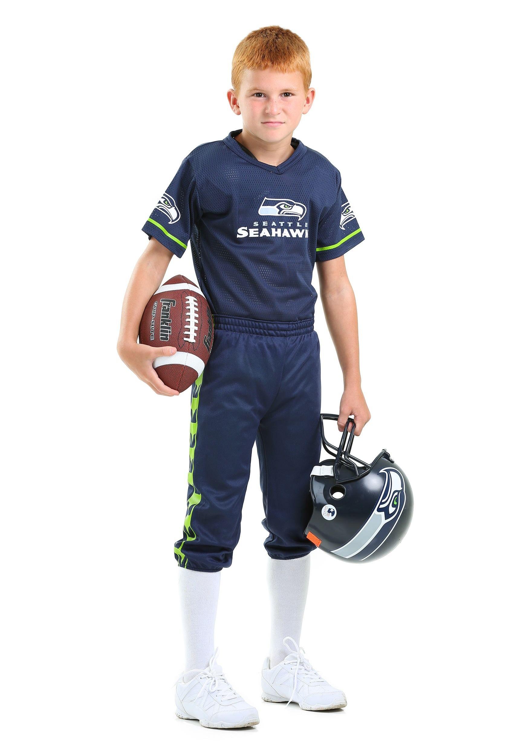 f51ae8b0 NFL Seahawks Uniform Costume   Halloween costumes in 2019   Seahawks ...