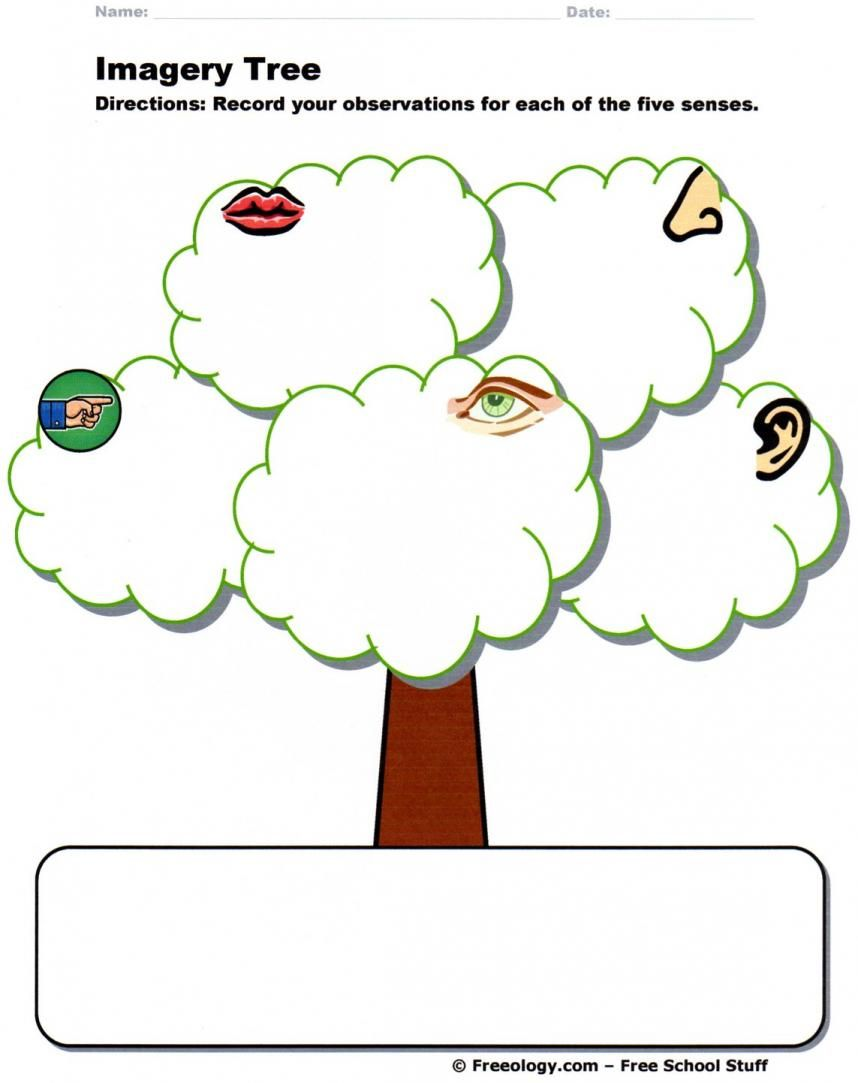 Arbor Day Printable Worksheets