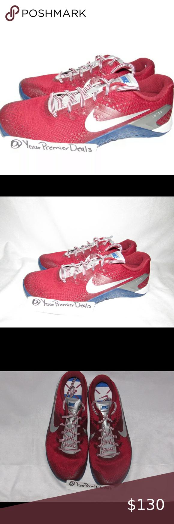Nike Metcon 4 X USA Womens Size 11 Mens