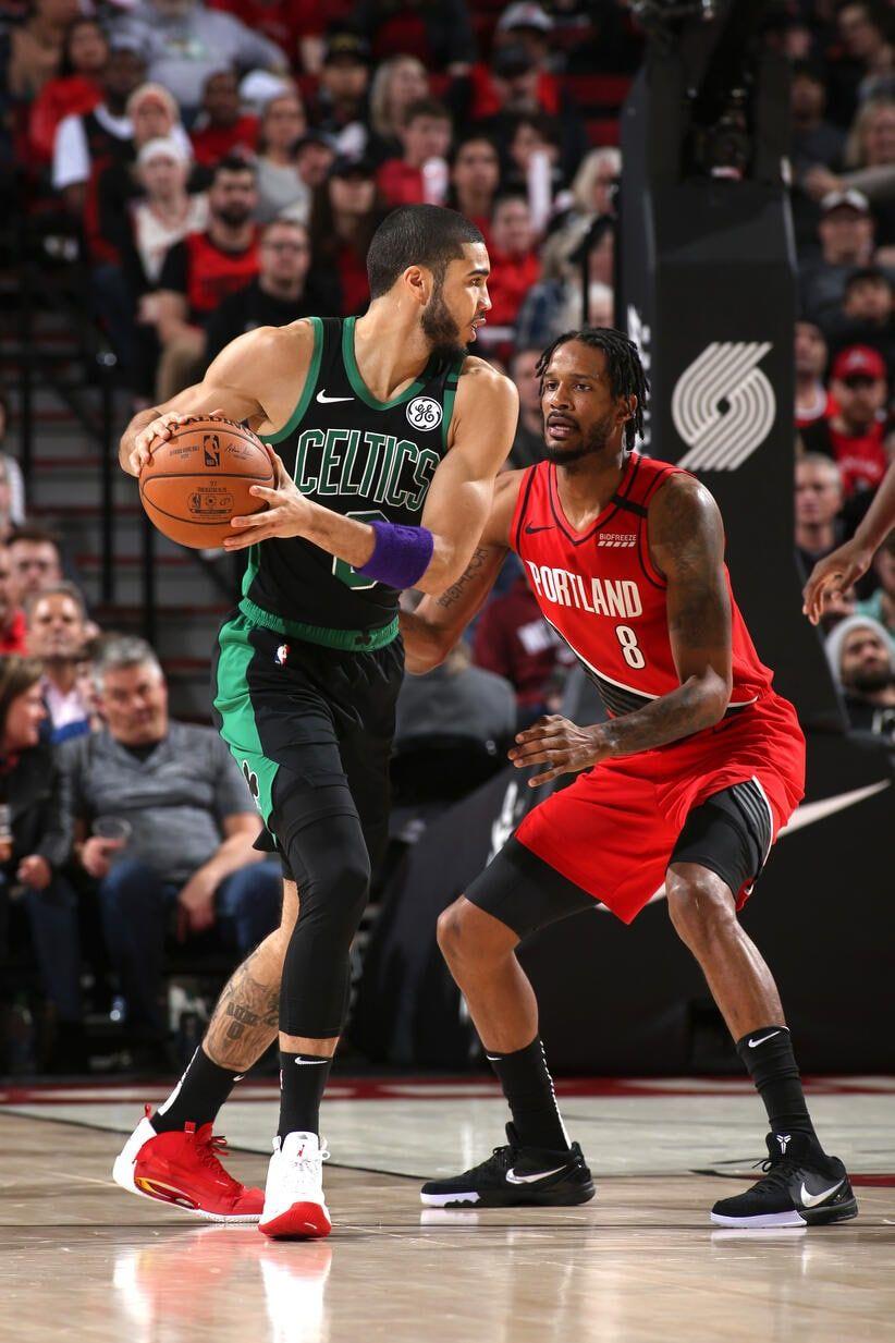 Photos Celtics Vs Trail Blazers Feb 25 2020 Boston Celtics Trail Blazers Best Nba Players Celtic