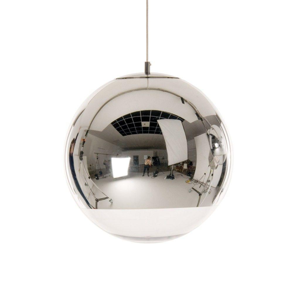 Tom Dixon Mirror Ball Anhanger Lampen Hangeleuchte Spiegelkugel