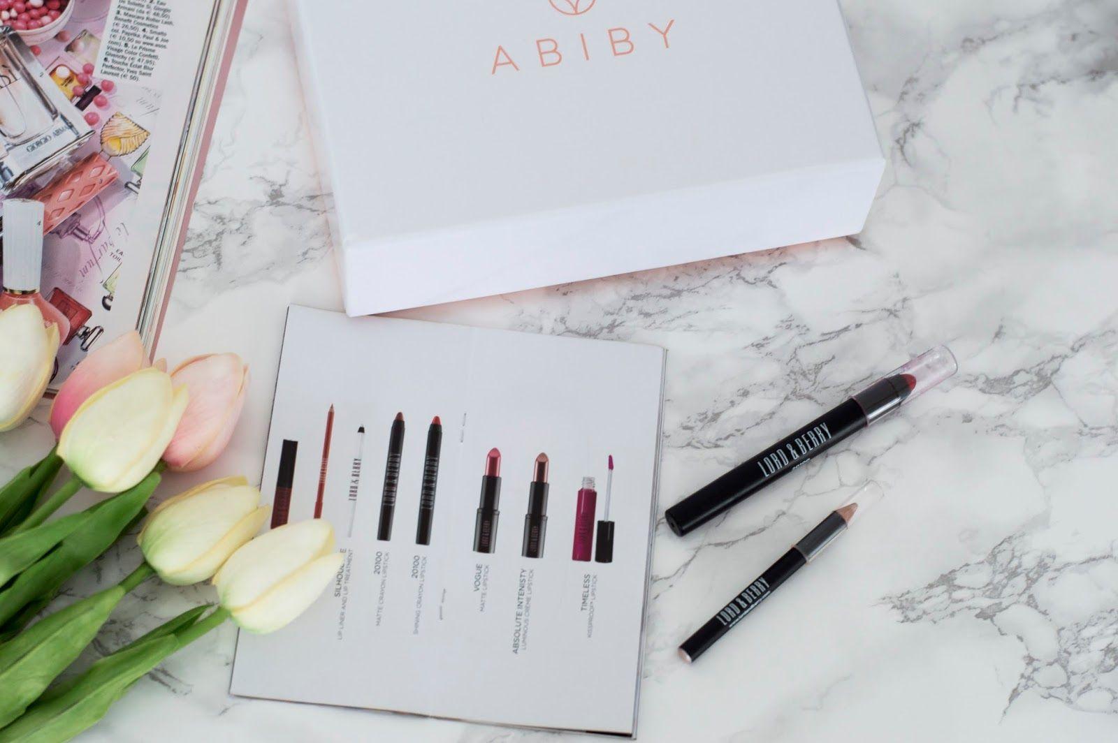 Abiby La Beauty Box di Febbraio Beauty box e Boxe