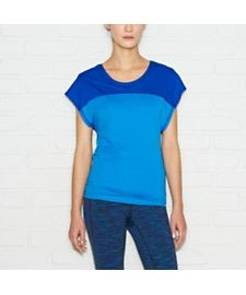women's performance short sleeve tops, graphic tees | lucy activewear