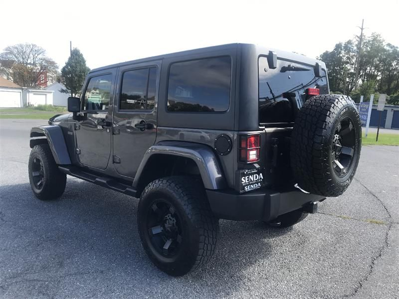 2017 Jeep Wrangler Unlimited Sport 4WD in 2020 2017 jeep