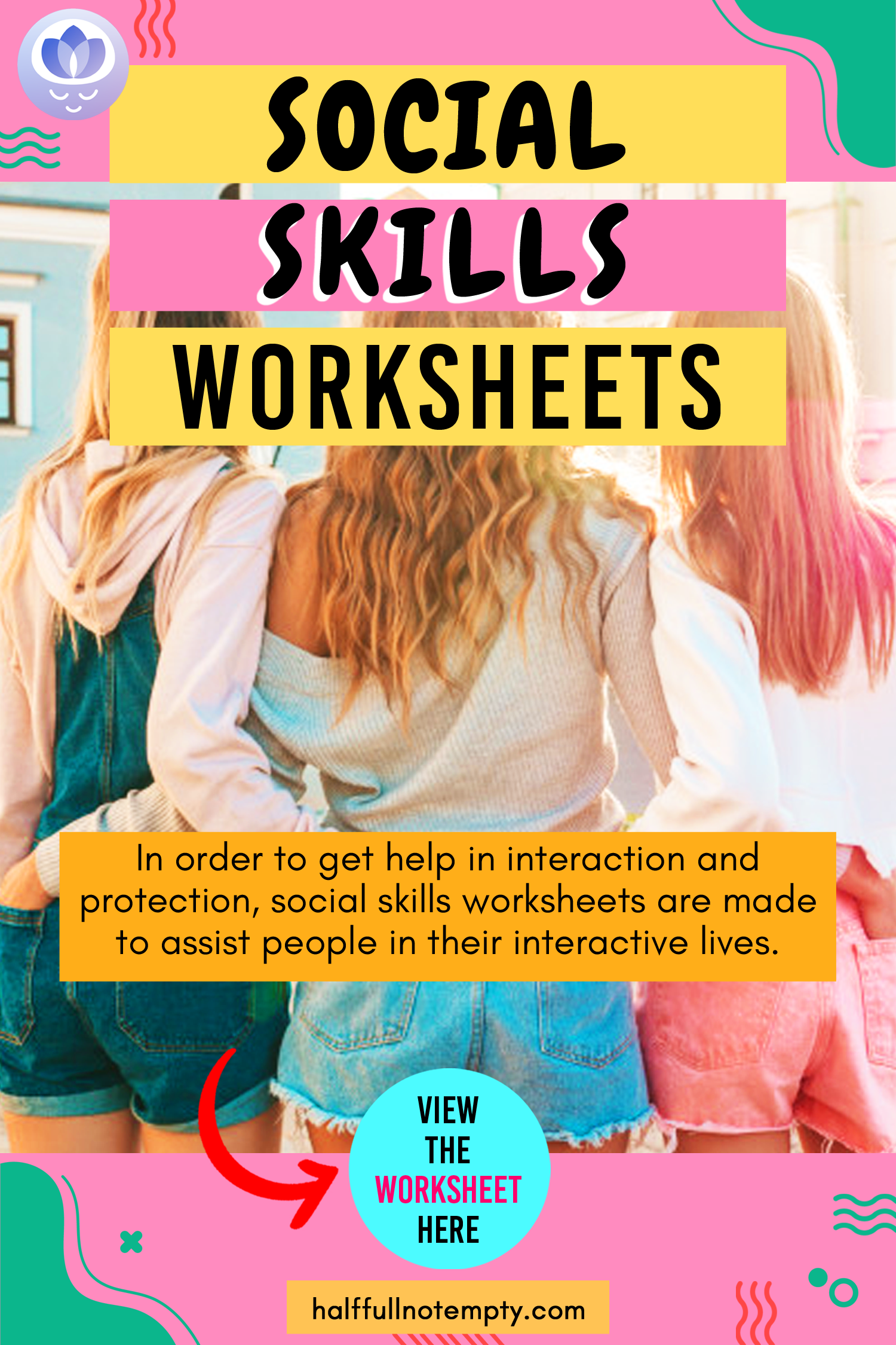 9 Social Skills Worksheets In