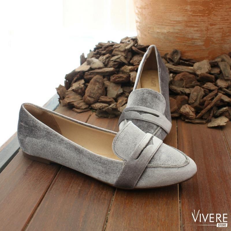 Se é tendência você pode encontrar aqui na Vivere Store! #Veludo