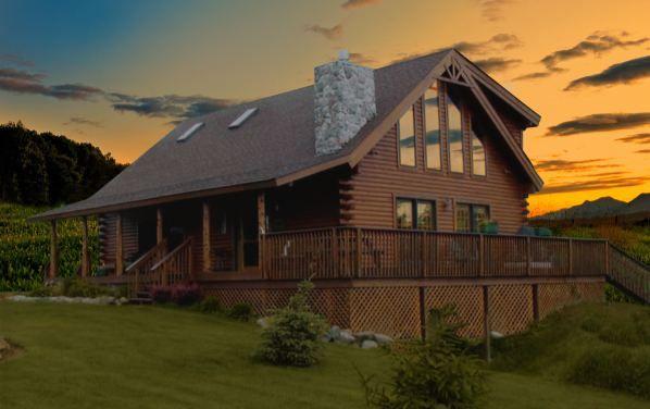 Casas de campo prefabricadas buscar con google casitas for Casas de campo prefabricadas