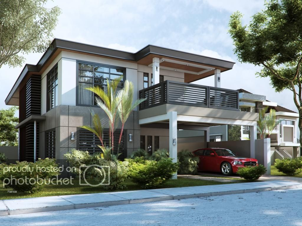 Whitehouse111 Zps9aab9b90 Jpg Photo By Junangelo Philippines House Design Modern House Facades Architectural House Plans