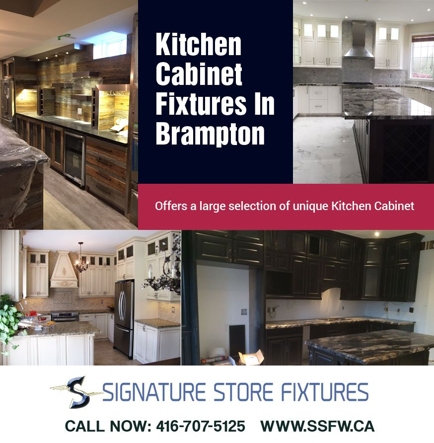 Make Your Home More Attractive And Stunning With Fabulous Kitchen Cabinets Ssfw Is Providing Best Kitchen Ca Custom Kitchen Cabinets Kitchen Cabinets Brampton