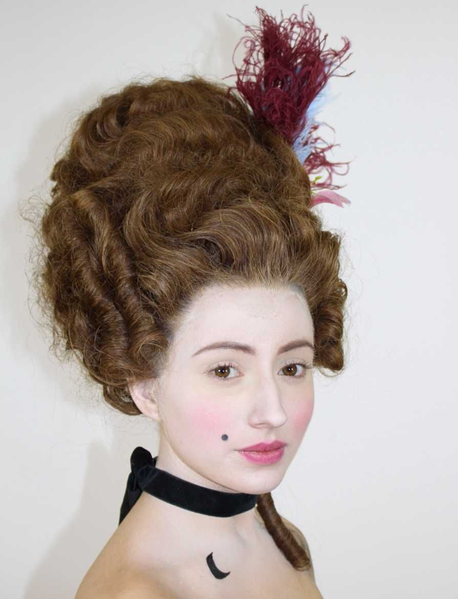pictures of hair styles 18th century make up courses 8 jpg 895 215 1170 historical 1170 | 56857ffd0affbba42e28539525740eaf