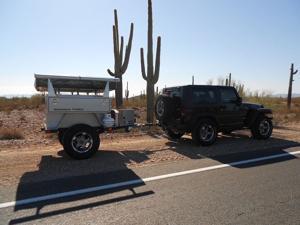 Light Wieght Travel Trailer Jkowners Com Jeep Wrangler Jk Forum