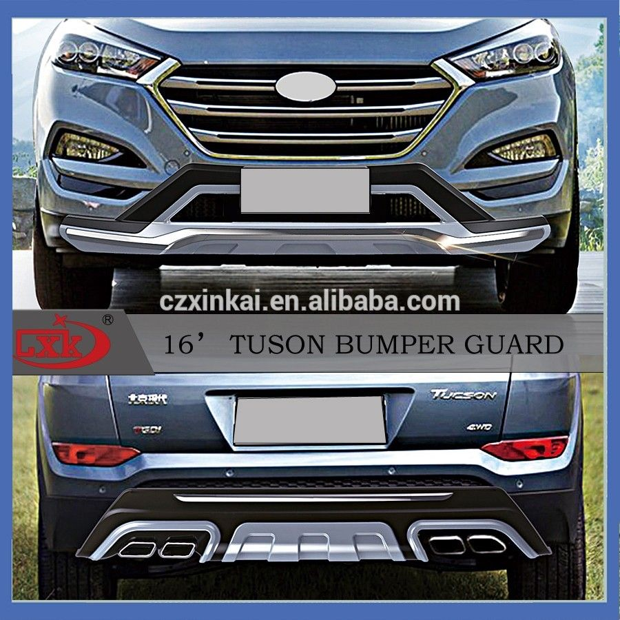 New product Vehicle Auto parts Front and Rear Bumper Guard