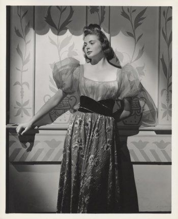 Portrait of  Ingrid Bergman in Dr. Jekyll and Mr. Hyde directed by Victor…