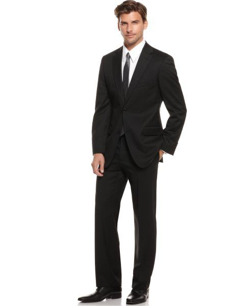 Pushing Forty: A Men's Style Guide in 8 Simple Rules #hugoboss #menssuits