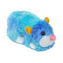 Zhu Zhu Pets Exclusive Hamster Toy Sophie By Cepia Llc 23 00 Blue And Cuddly Our Zhu Zhu Pets Hamster Sophie Is A True E Hamster Toys Toys Hamster Habitat