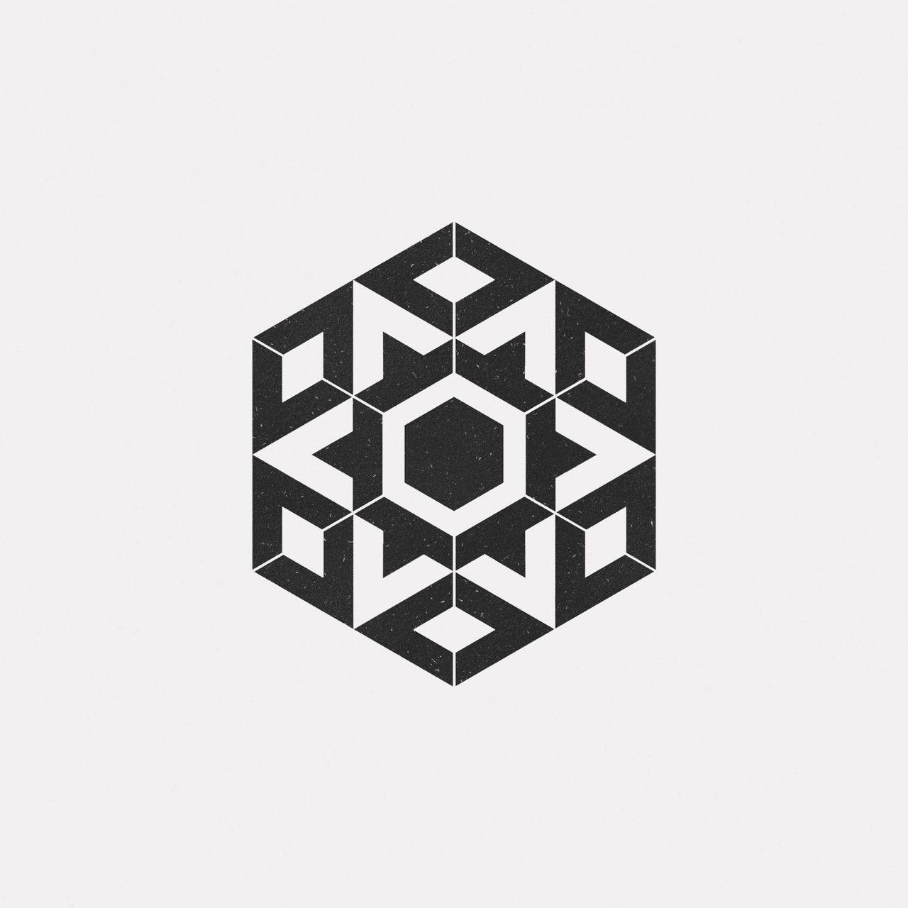 Oc  new geometric design every day also best designs images desenhos cranios pinturas rh br pinterest