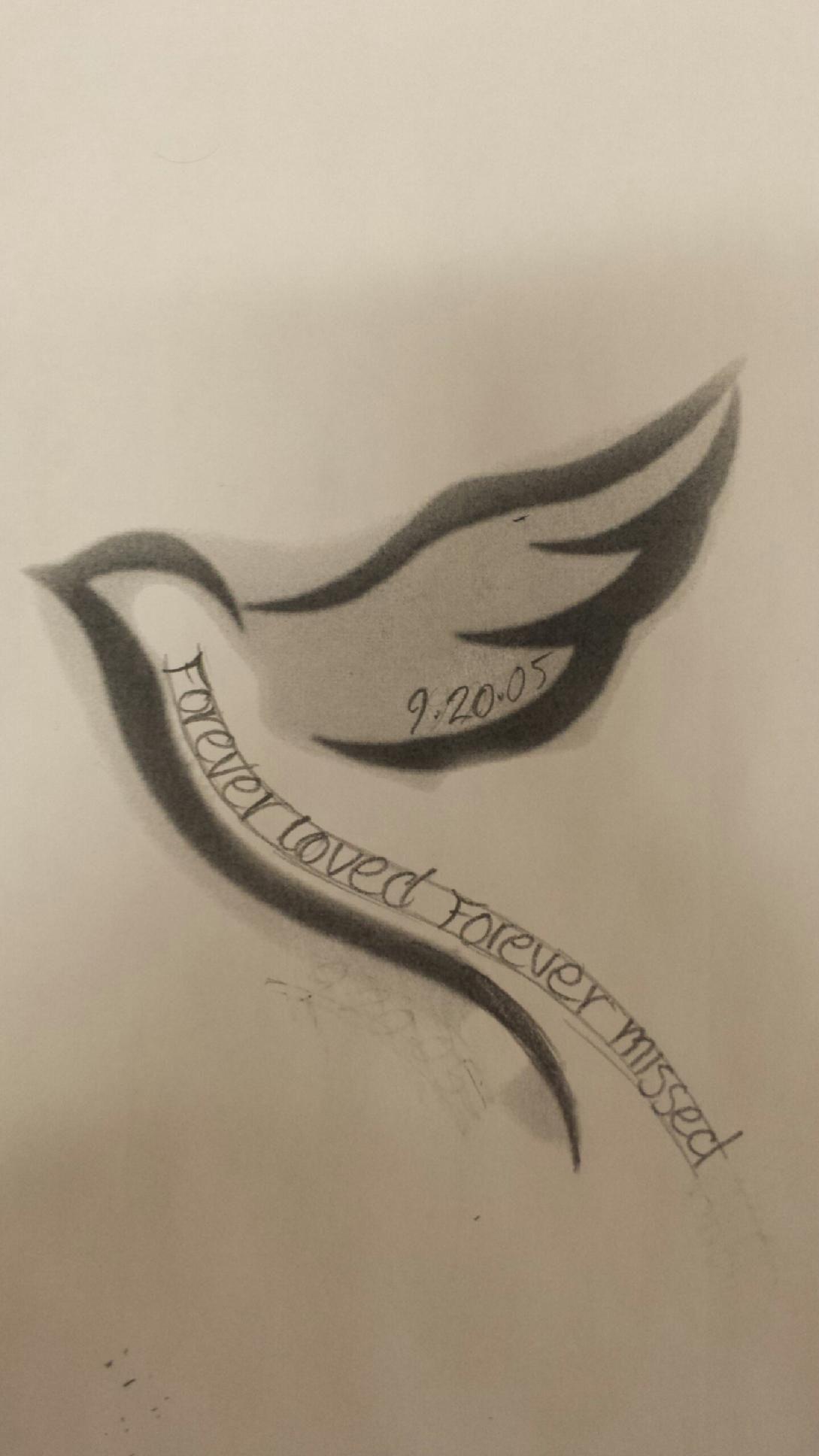 Memorial tattoo for my grandpa armstrong tattoo ideas pinterest