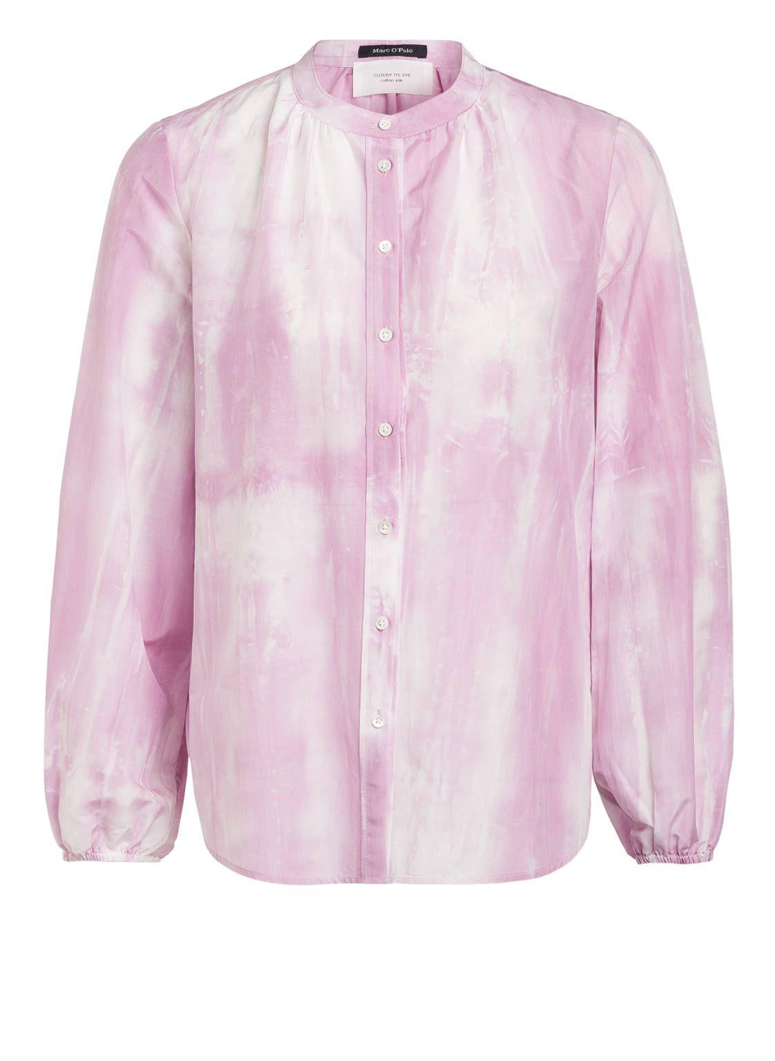 Bluse mit Seide von Marc O'Polo bei Breuninger kaufen