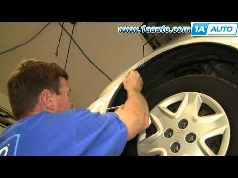 How to install replace headlight and bulb honda civic sedan 01 03 how to install replace headlight and bulb honda civic sedan 01 03 1aauto fandeluxe Image collections