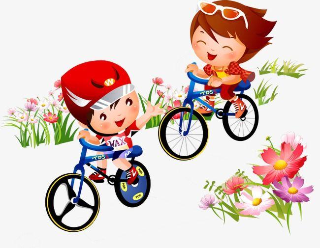 Bicicleta De Los Ninos De Dibujos Animados De Flores Cartoon Ilustracion Los Ninos Png Y Vector Para Descargar Gratis Pngtree Deportes De Ninos Proyectos De Arte Para Ninos Imagenes De Bicicletas