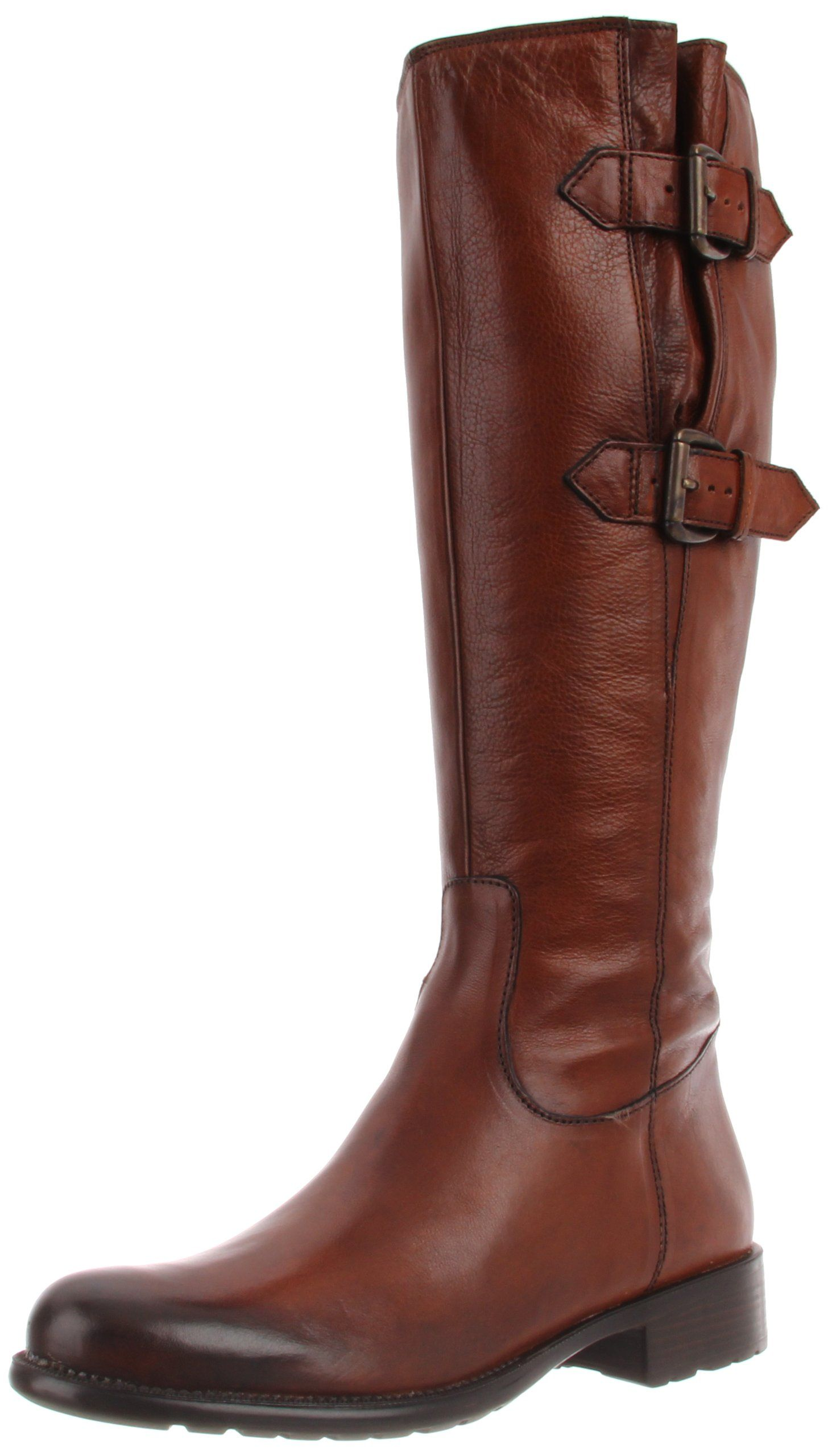 Amazon.com: Clarks Women's Mullen Spice Knee-High Boot: Clarks: Shoes
