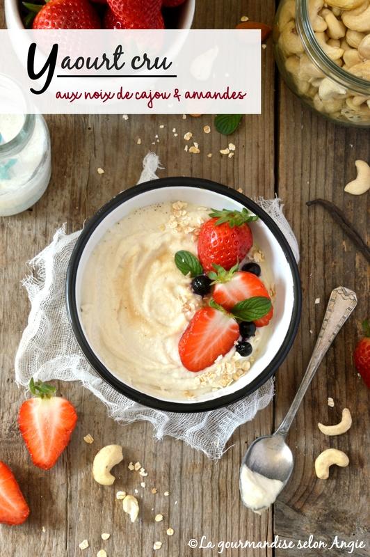 Petit déjeuner : Yaourt cru {cajou & amande} aux fraises   @Mj0glutenVG #0GlutenVegeBrest #lagourmandiseselonangie @Poupougnette1 #sansgluten #VEGAN #breakfast #raw #glutenfree #Petitdéjeuner #Yaourt #cru #cajou #amande #fraises  http://0-gluten-vege-brest.weebly.com/vegan-sg-monde--vegan-gf-world/petit-dejeuner-yaourt-cru-cajou-amande-aux-fraises