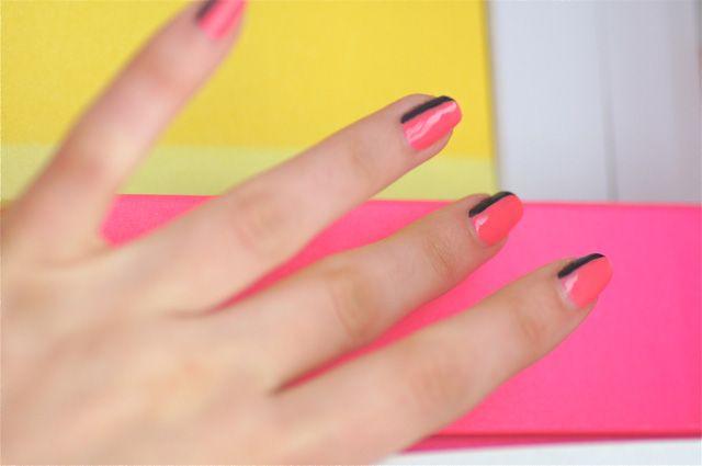 Tuto manicure by http://www.dieu-crea-la-femme.com/
