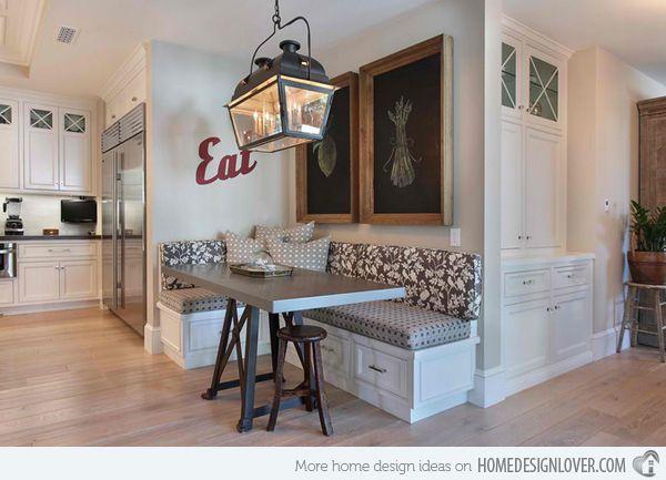 15 Stunning Kitchen Nook Designs Kitchen Seating