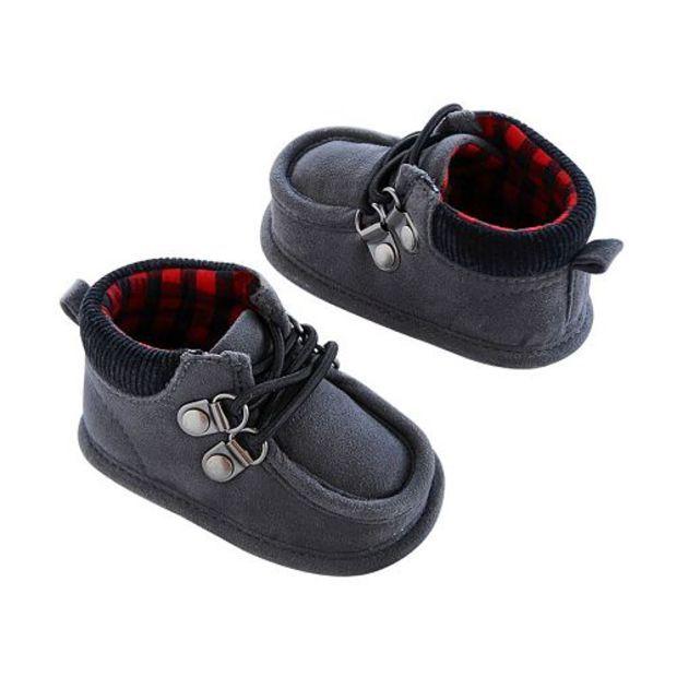 Carter's Baby Boy Wallabee Boot