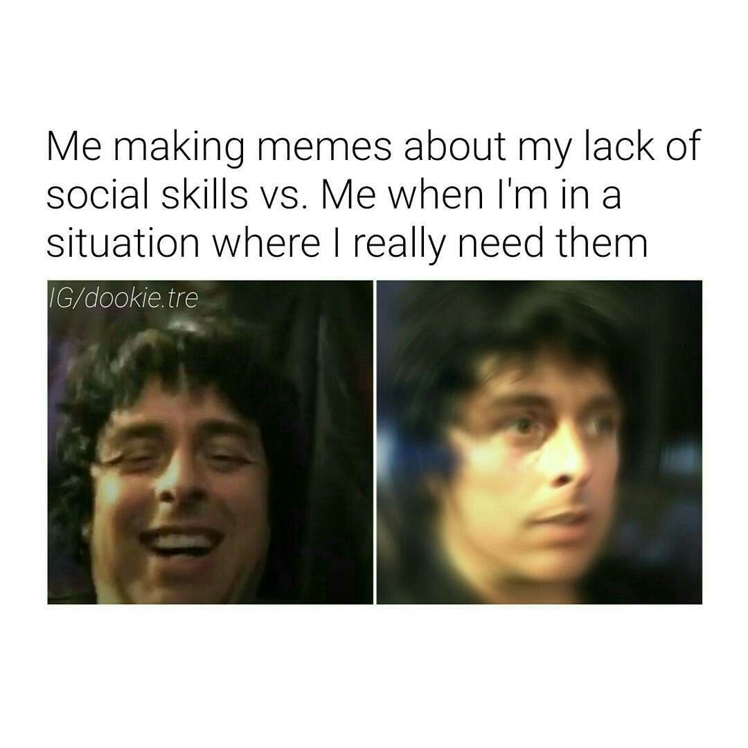 Pin by Plunkie on Green Day | Green day memes, Green day meme, Green day billie joe