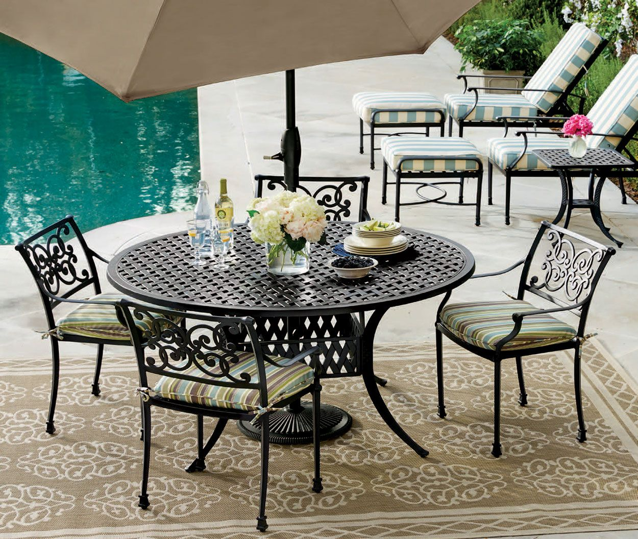 Dars Porch And Patio Hours: Outdoor Spaces Decorating Ideas In 2019