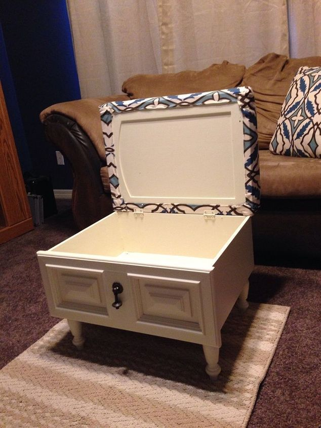 Photo of From Drawer and Cabinet Door to Storage Ottoman