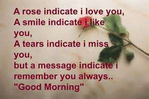 Good Morning Quotes For Lovers Good Daily Quotes Secret Love