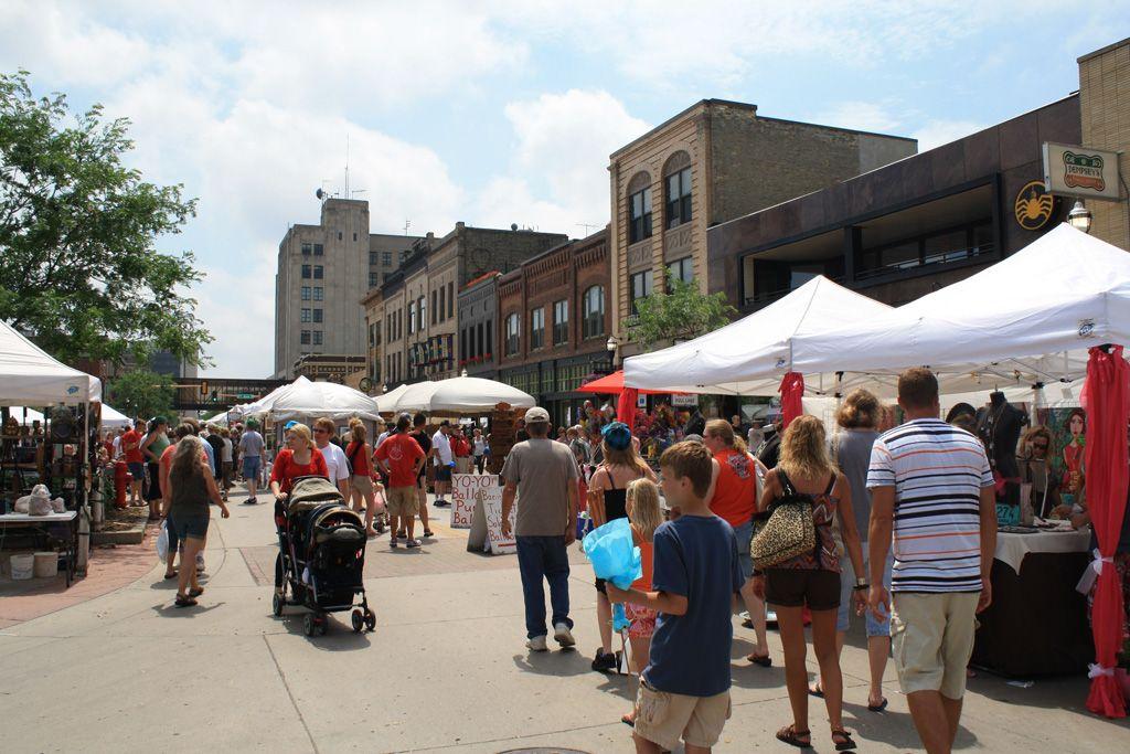 Fargo Street Fair