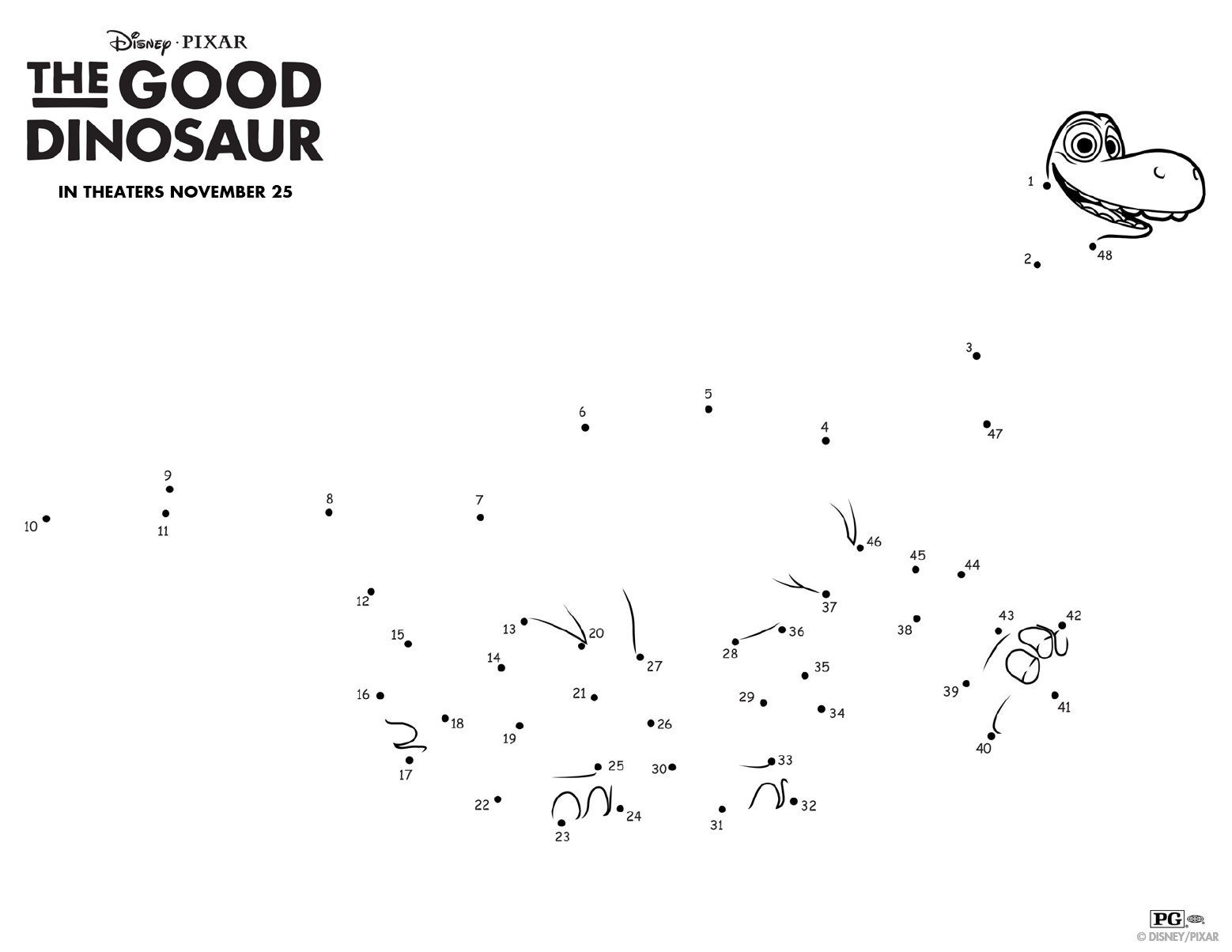 the good dinosaur free printable free activities the good dinosaur pumpkin stencil the good dinosaur coloring pages