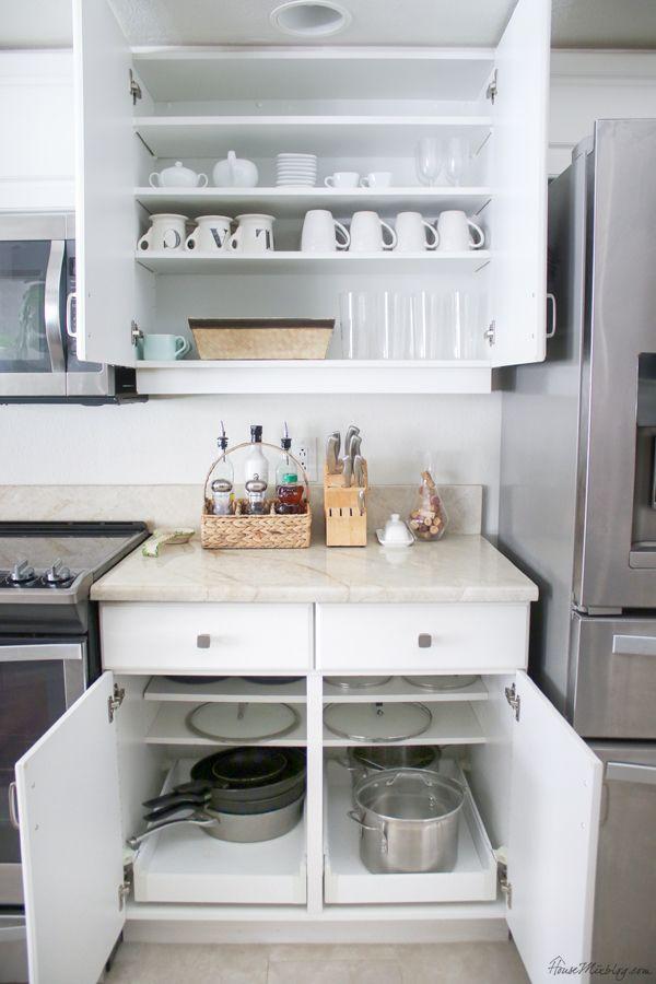 kitchen organization ideas and minimalist checklist custom kitchen cabinets kitchen design on kitchen cabinets organization layout id=99719
