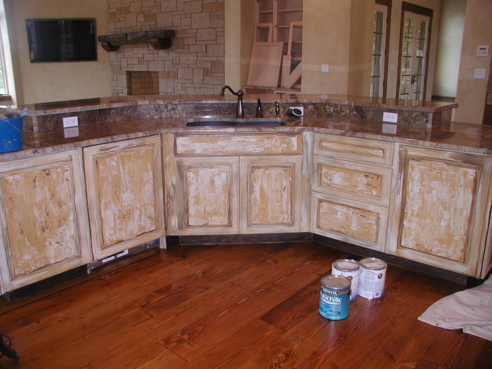 Simply Faux Painting: Transform Your Kitchen  Tuscan Plaster For Kitchen  Cabinets